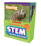 SuperScience STEM Instant Activities