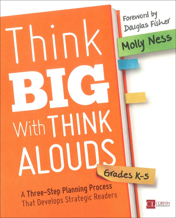 Think Big with Think Alouds, Grades K-5 </br> Item: 364964