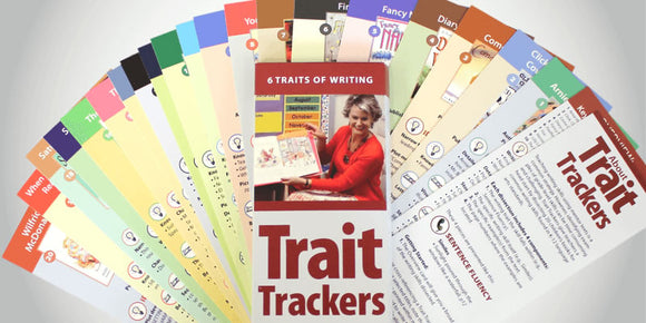 Trait Trackers Complete Bundle </br>Item: 419
