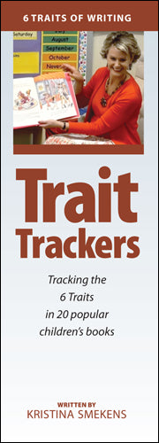 Trait Trackers Cards</br> Item: 116