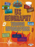 US Geography Through Infographics </br> Item: 745666