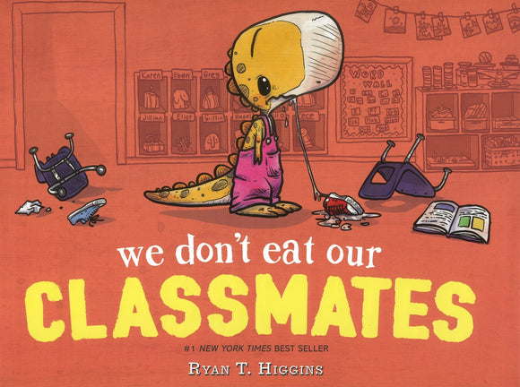 We Don't Eat Our Classmates </br> Item: 3551