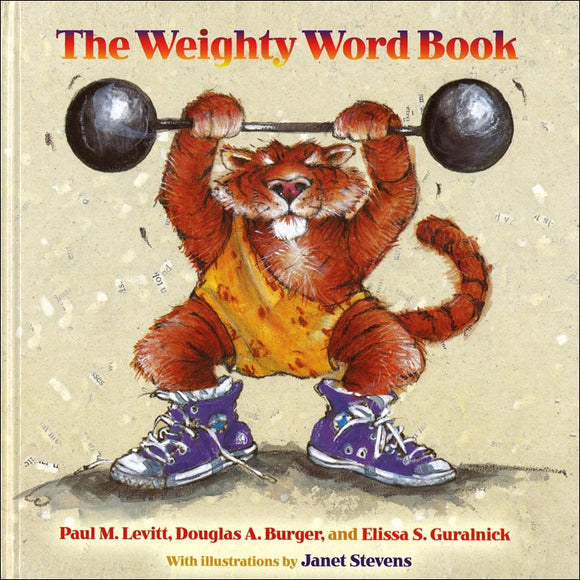 The Weighty Word Book </br>Item: 345554
