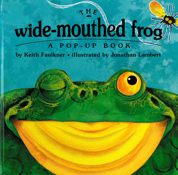 The Wide-Mouthed Frog </br> Item: 718753