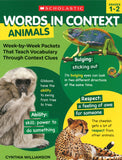Words in Context: Animals </br>Item: 285635