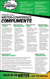 Writer Conference Compliment Card </br>Item: 219