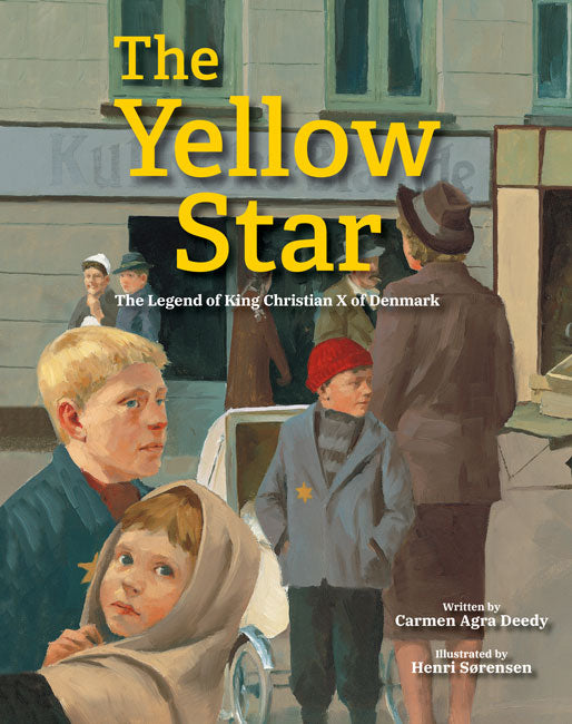 The Yellow Star </br>Item: 631898