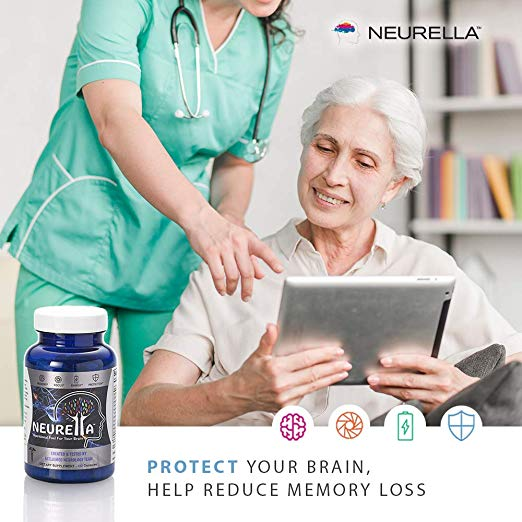 Neurella Vegan Extra Strength Nootropic Supplement