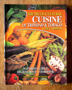 Naparima Girls' High School Cookbook – Updated & Revised Edition