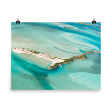 Load image into Gallery viewer, Flying Over The Bahamas Print