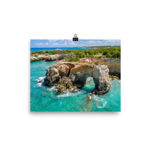 Load image into Gallery viewer, Anguilla Arch Print