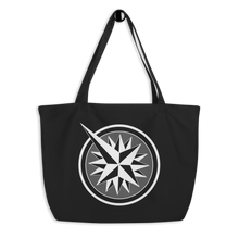 Load image into Gallery viewer, Uncommon Caribbean large organic tote beach bag