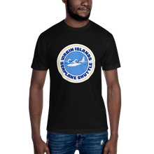 Load image into Gallery viewer, Virgin Islands Seaplane Shuttle Unisex Crew Neck T-Shirt