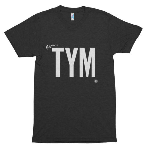 Fly me to Staniel Cay (TYM) Short Sleeve Soft T-Shirt