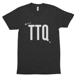 Fly me to Tortuguero (TTQ) Short Sleeve Soft T-Shirt