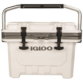 Igloo 24 QT Cooler White with Ultratherm® foam insulation