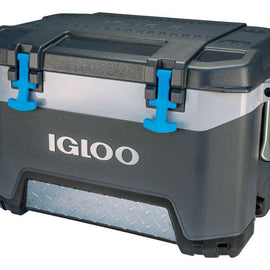 Igloo 50 QT. Cooler Gray Holds Ice 5 days at 90°F*