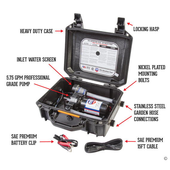 Olympic XXL ToughGear Portable Water Pump