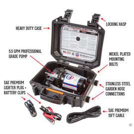 Yukon XL ToughGear Portable Water Pump