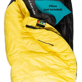 Sleeping Bag for 3 Season Use. Rated at 15 Degrees