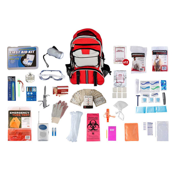 ReadyGear Ultra 1 Person 72 Hour+ Survival Kit