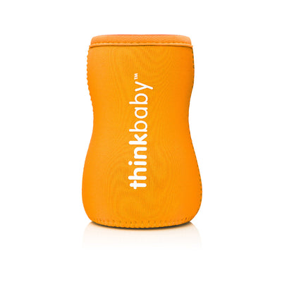 Limestone Thermal Bottle Sleeve - Orange