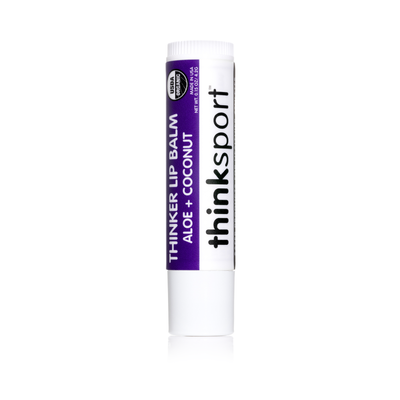 Thinker Lip Balm - Aloe & Coconut