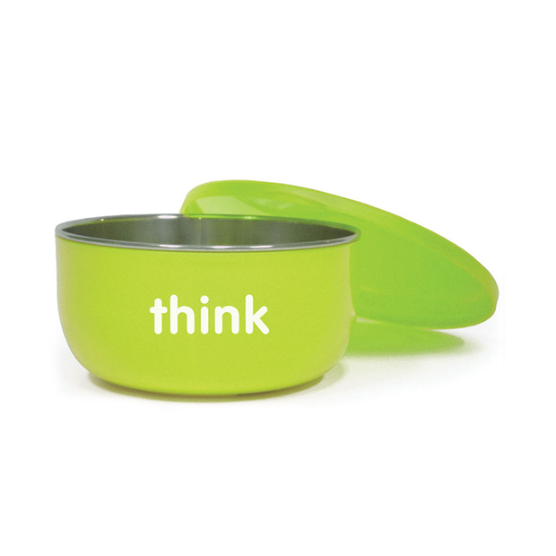 BPA Free Cereal / Soup Bowl - Lt. Green