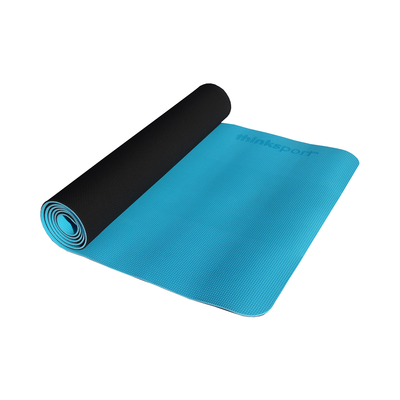 Thinksport Yoga / Pilates Mat - The Safe Mat - Blue