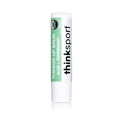 Thinker Lip Balm - Aloe & Peppermint
