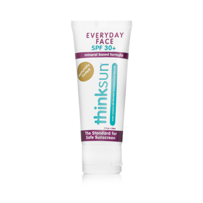 THINKSUN Every Day Face Sunscreen (2oz) - Naturally Tinted