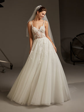 PRONOVIAS BRIDAL  JULIET 4PVW91765