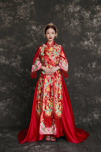 TRADITIONAL CHINESE DRESS 3DXE71497