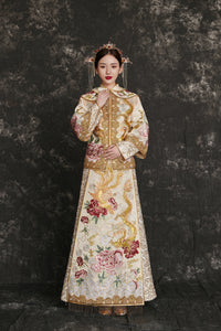 TRADITIONAL CHINESE DRESS 3DXE81645