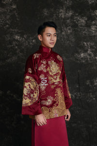 TRADITIONAL CHINESE DRESS 3MAE61007