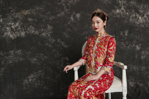 TRADITIONAL CHINESE DRESS 3AAE71474