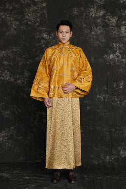 TRADITIONAL CHINESE DRESS 3MAE61029