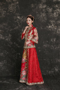 TRADITIONAL CHINESE DRESS 4DLE51126