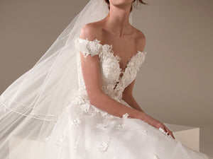 PRONOVIAS BRIDAL MICHELLE 4PVW91807