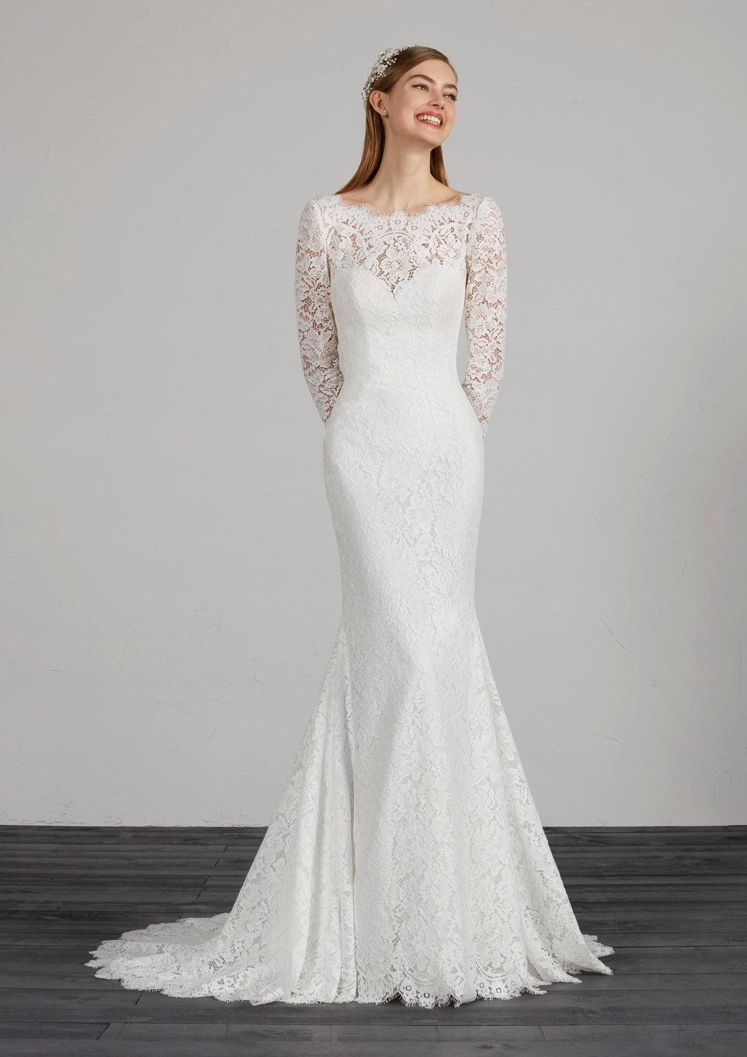 PRONOVIAS BRIDAL MONIQUE 4PVW81686