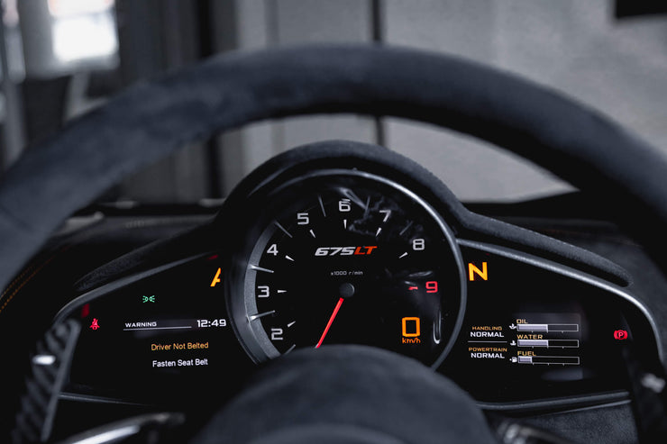 McLaren 720S Coupe 2019 - Onyx Black