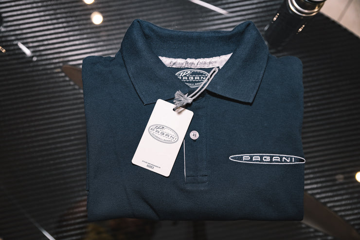 Pagani Mens Polo Shirt