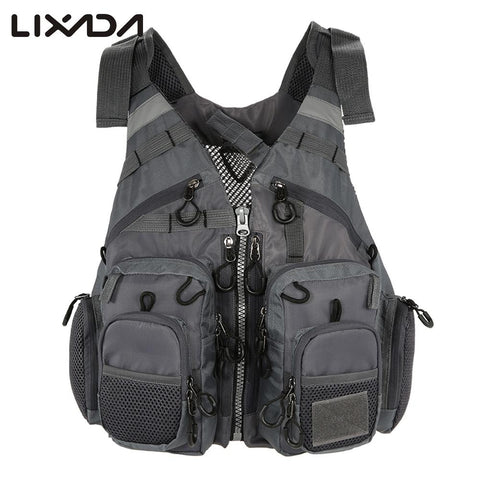 Outdoor Fishing Vest Life Safety Jacket