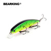 hot model fishing lures hard bait 10 colors  professional minnow depth 1.8m