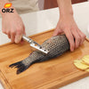 Stainless Steel Fish Scraper Brush Descaler