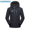 SHIMANO 2019 Winter Windproof Fishing Jacket Ultra Thin UV Protection Clothes