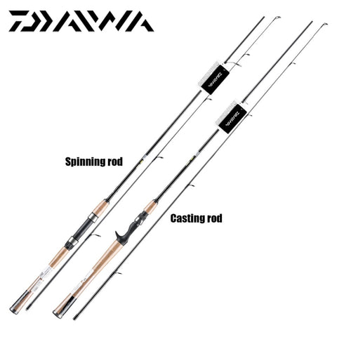 DAIWA CROSSFIRE 662MFB Spinning Casting Fishing Rod