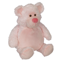 Bobby Buddy Bear - Pink