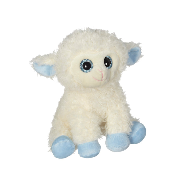 Big Eye Lamb Mini Plush