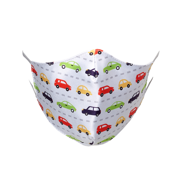 Cars Kids Face Mask